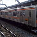 JR東日本千葉支社 武蔵野線205系(有馬記念当日)