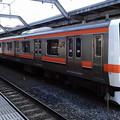 写真: JR東日本千葉支社 武蔵野線209系