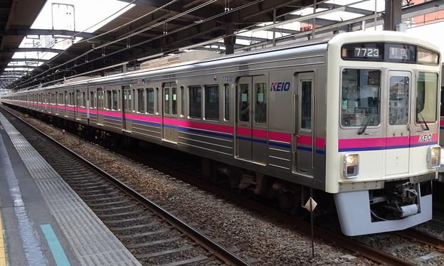 京王線系統7000系(NHKマイルカップ当日)
