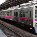 写真: 京王線系統7000系(NHKマイルカップ当日)