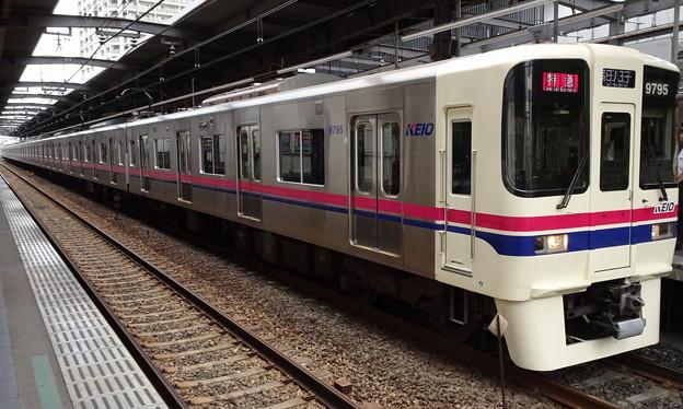 京王線系統9000系(エプソムカップ当日)