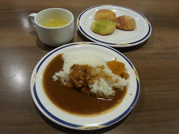 ステーキガスト パン スープ  カレー 食べ放題(  ̄▽ ̄)