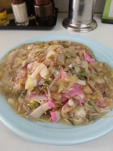 長崎本場 皿うどん  美味いっす(>_<)。
