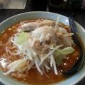 Photos: 郎郎郎 味噌ラーメン 野菜少なめ~(  ̄▽ ̄)