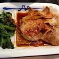 写真: 豚カルビ定食 メシリマス♪