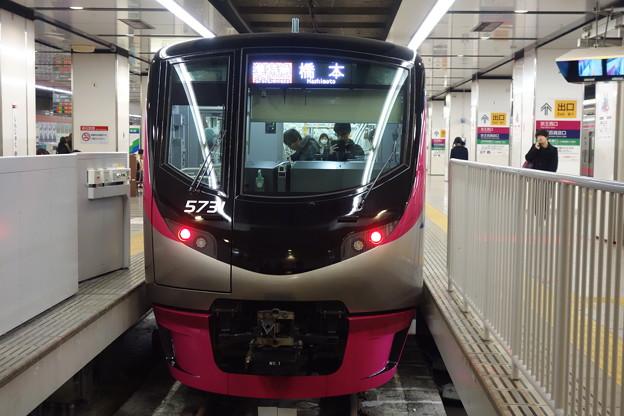 京王線 新型車両5000系