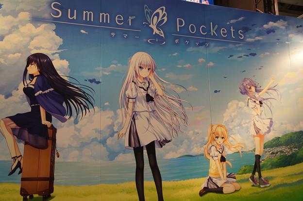 Key 最新作 Summer Pcokets サマーポケッツ 2018.6.29発売