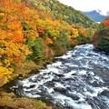 写真: 竜頭の滝