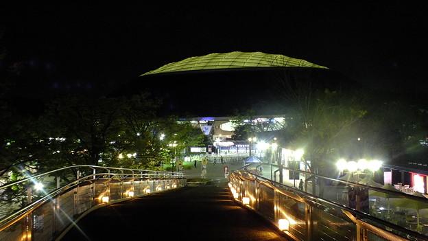 西武ドーム夜景