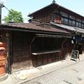 川越  菓子屋横丁丸ポスト