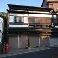 Photos: 千葉県  成田山新勝寺  近くの丸ポスト