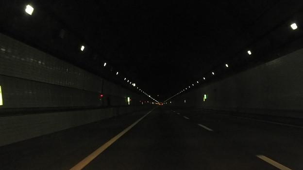 東京湾アクアライン トンネル