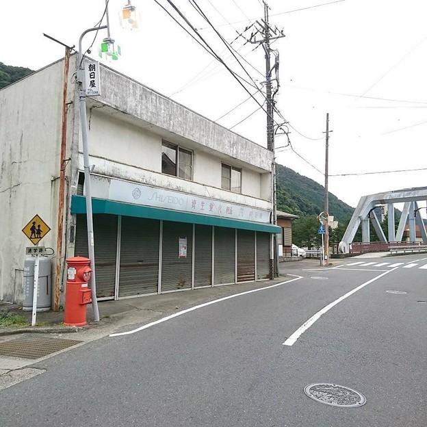 神奈川県愛川町半原丸ポスト4