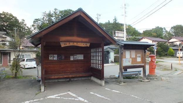 Photos: 長野県小海町 松原湖近く丸ポスト