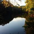 ~静かな湖畔の~
