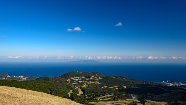 細野高原からの眺め
