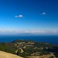 写真: 細野高原からの眺め