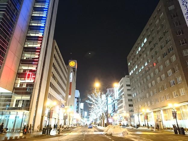 写真: 札幌 冬