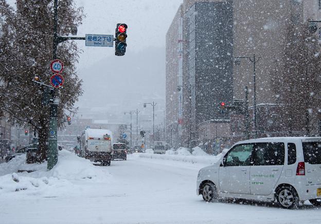 雪しんしん