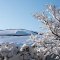 写真: 雪山賛歌