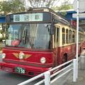 写真: 横浜市営バス8-3905「あかいくつ」 2017-6-10