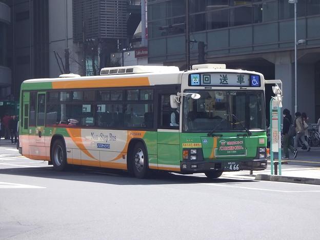 都営バス P-H134 2011-3-17