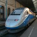 写真: フランス国鉄TGV Duplex 218F 1998-11-6