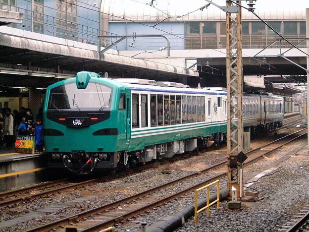 リゾートしらかみ「ブナ」 2003-3-15