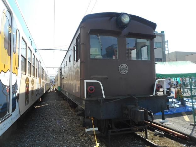 上信電鉄ED31 6 2017-9-10/3