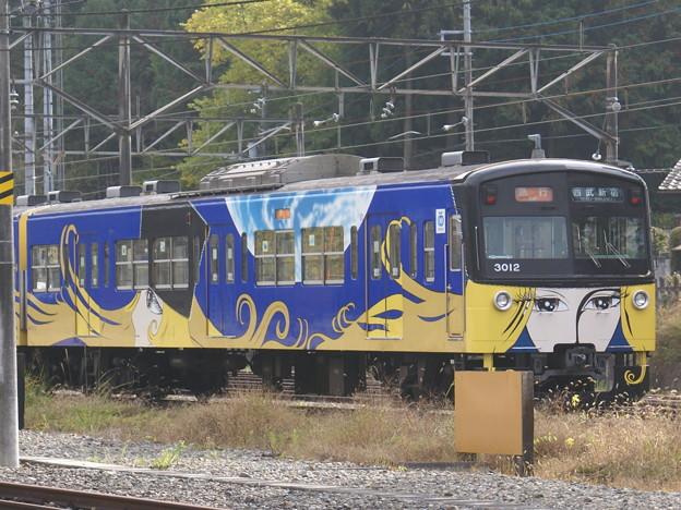 西武鉄道クハ3012 2014-11-8