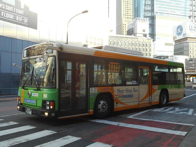都営バスA-N275 2018-1-16