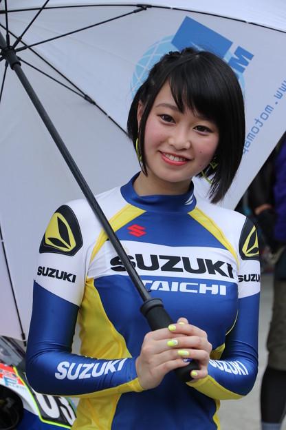 Photos: SUZUKIのおねいさん