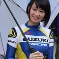 SUZUKIのおねいさん