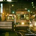 Photos: 夜の終着駅。