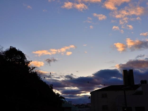 写真: 夕暮れ3