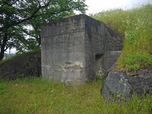 第二十一海軍航空廠本部庁舎跡地及び防空壕(3)