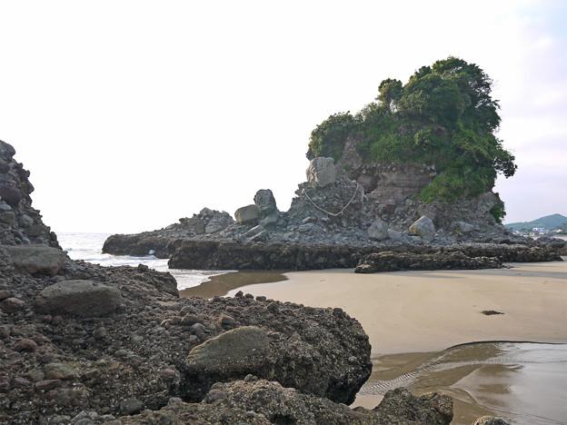 人形岩(2)