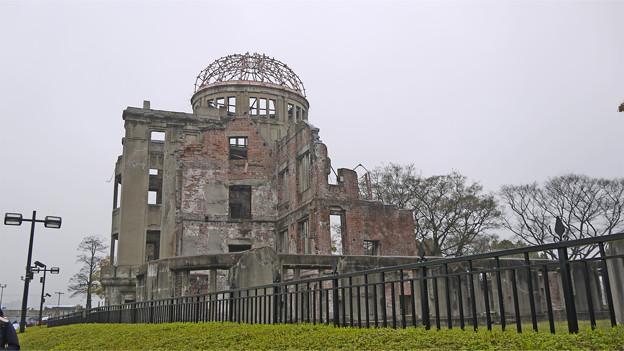 原爆ドーム(3)