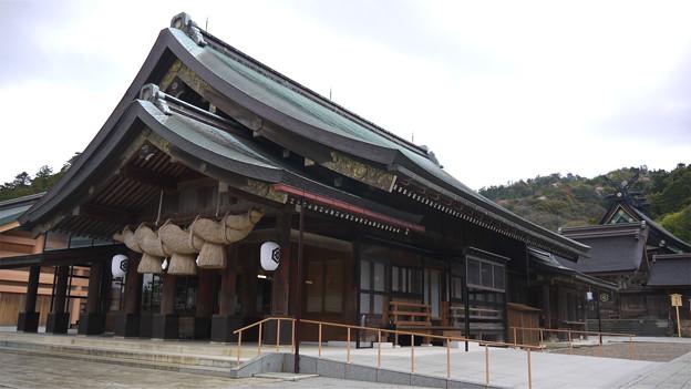 出雲大社(26)拝殿