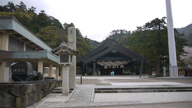 出雲大社(37)神楽殿