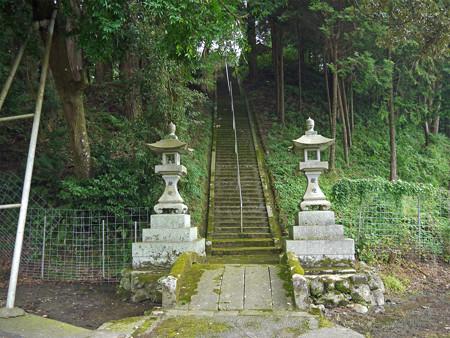 不老山正光寺・白い彼岸花まつり(19)岩戸見神社