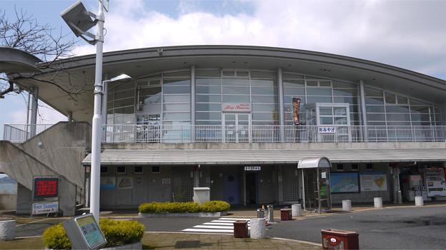 道の駅 秋鹿なぎさ公園(1)