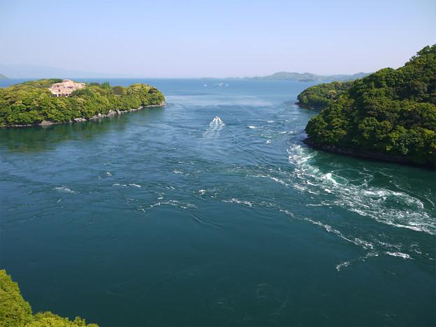 西海橋からの眺め(1)