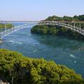 新西海橋から見た西海橋