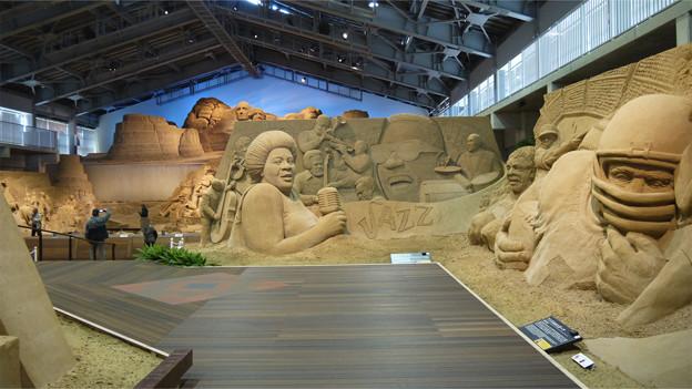 砂の美術館(4)