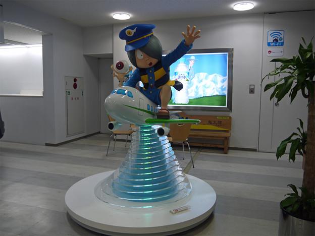 米子鬼太郎空港(4)