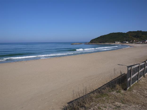 波子海水浴場(2)