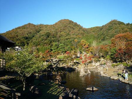 耶馬渓~渓石園(1)
