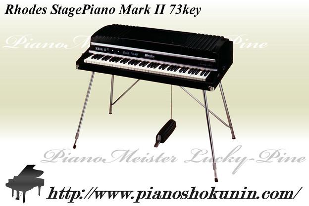 Rhodes StagePiano Mark-2 73key