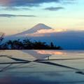 写真: 浜石岳(由比)より富士山